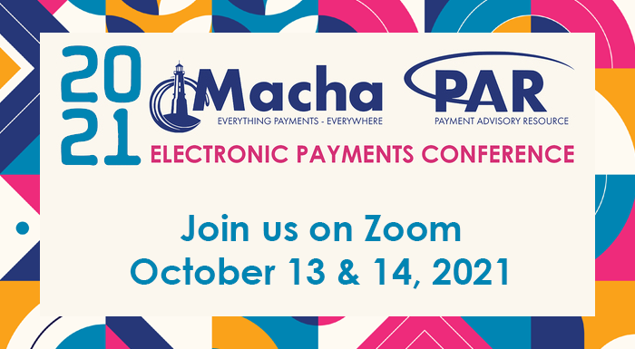 Register Early for our 2021 Virtual Electronic Payments Conference!